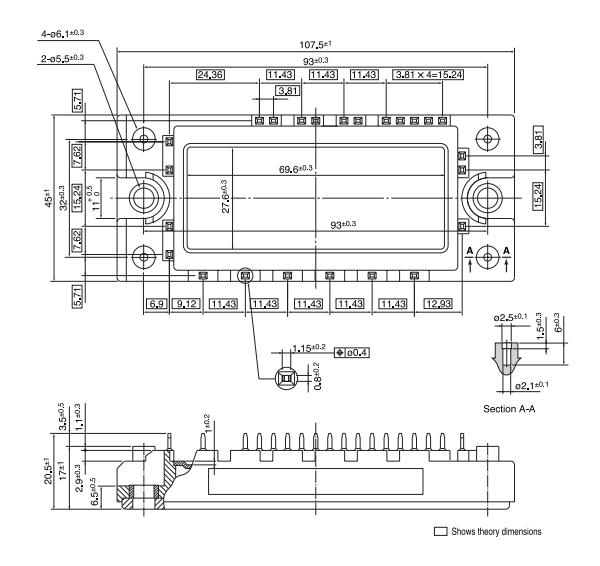 طرح کلی آی جی بی تی 7MBR15SA120