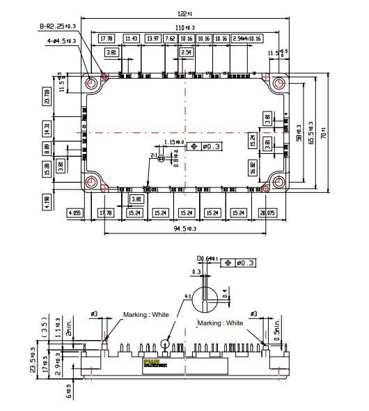 طرح کلی آی جی بی تی 7MBR35SD120-50