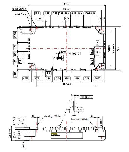 طرح کلی آی جی بی تی 7MBR50SD120