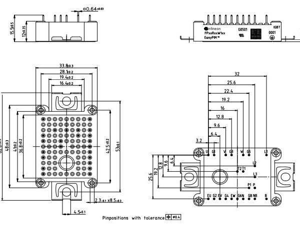 طرح کلی آی جی بی تی FP10R12W1T4
