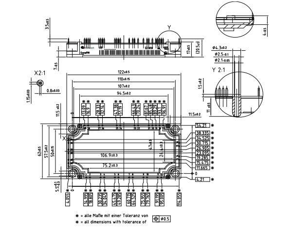 طرح کلی آی جی بی تی FP40R12KT3G