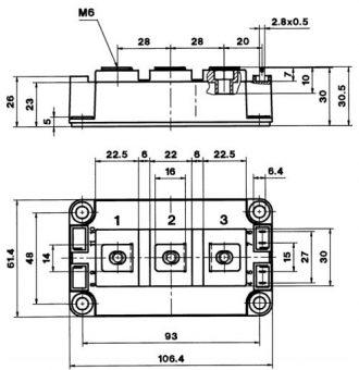 طرح کلی آی جی بی تی SKM300GB12T4