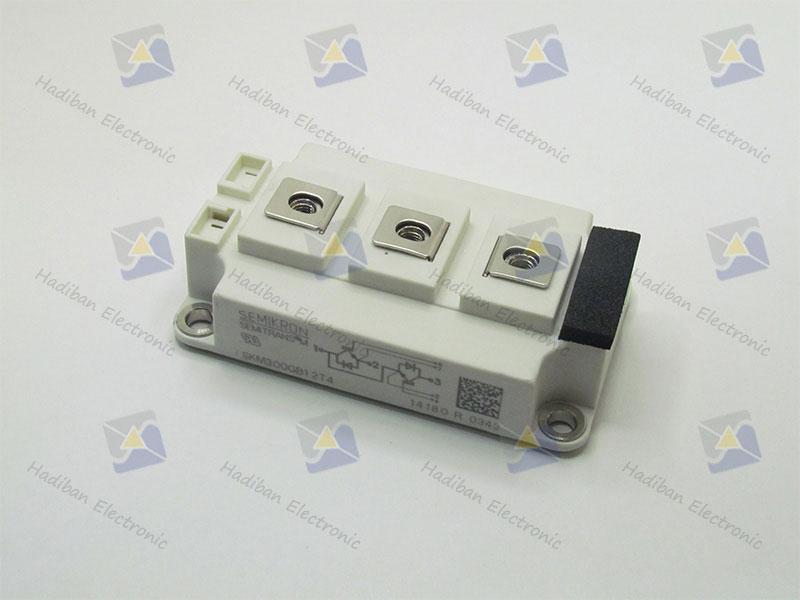 آی جی بی تی SKM300GB12T4
