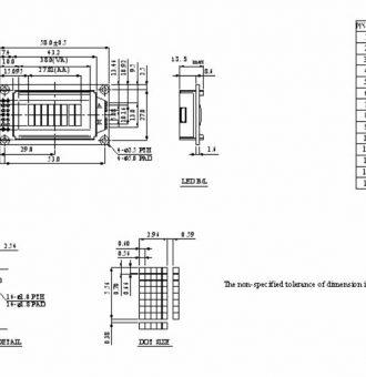 شماتیک ال سی دی WH0802A-TMI-JT#