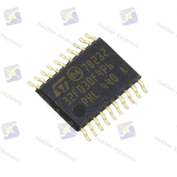 آی سی STM32F030F4P6
