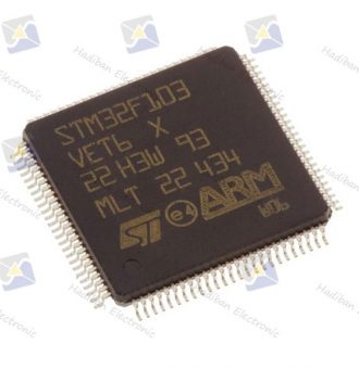 آی سی STM32F103VET6