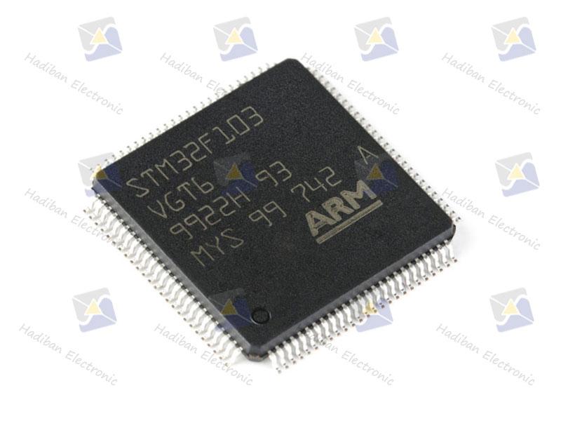 آی سی STM32F103VGT6