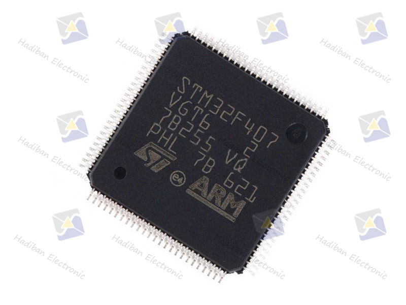 آی سی STM32F407VGT6