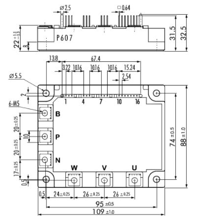 7MBI40N-120-outline-drawing