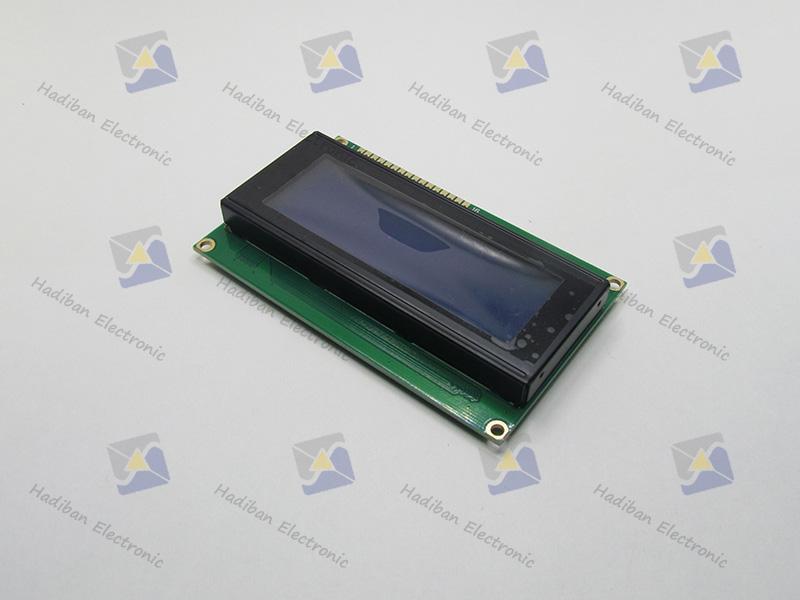 ال سی دی کاراکتری 4*20 با پارت نامبر HBC2004-ATM