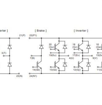 شماتیک ای جی بی تی 7MBR35VA-120-50