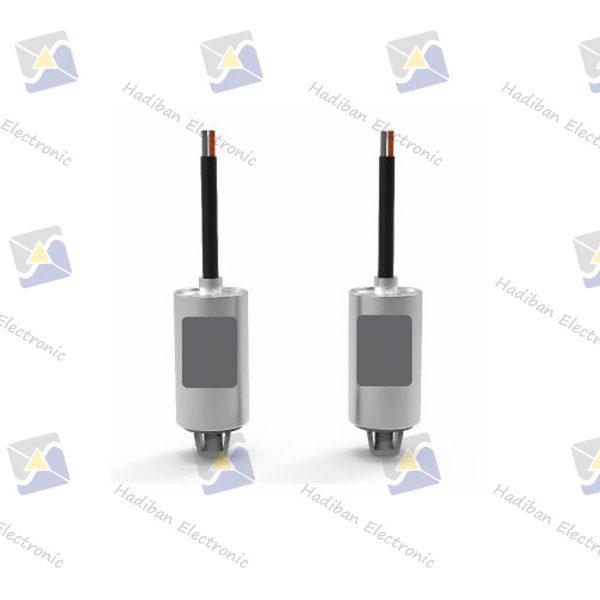 خازن AC Motor Capacitor Aluminum Casing Series