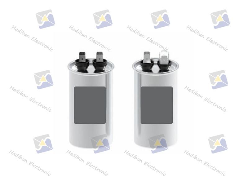 خازن AC Motor Capacitor Terminal Type